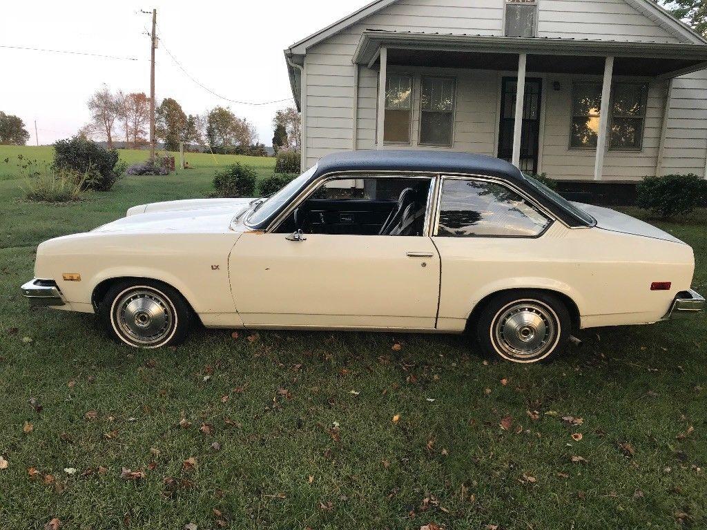 eBay Classic: 1974 Chevrolet Vega LX – Grandma's Last Car
