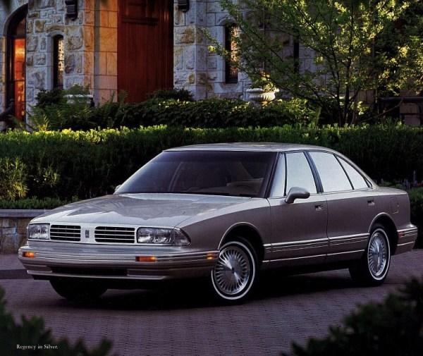 1992 Oldsmobile 98 Interior: Achieva SCX