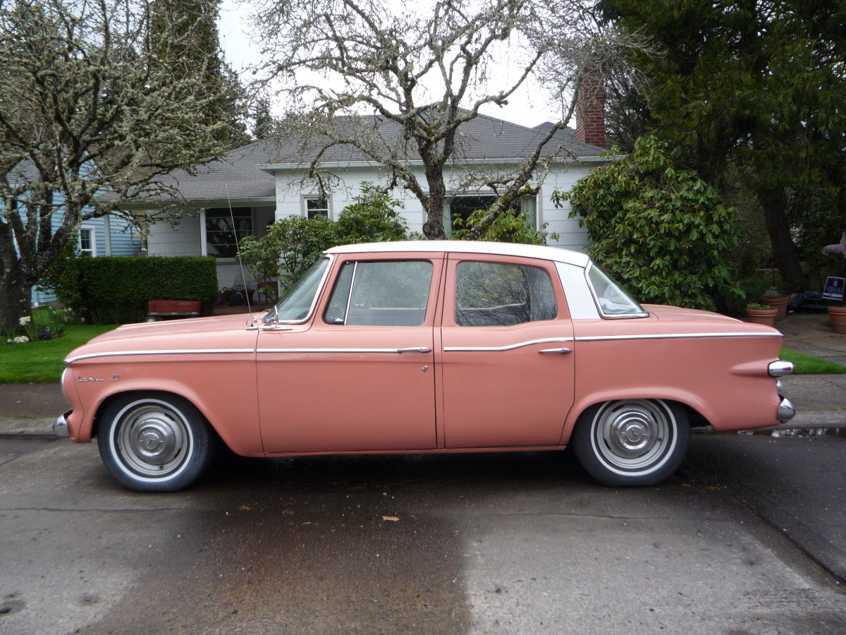 Curbside Classic 1961 Studebaker Lark VI The Family Stud For 37 Years