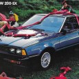 Just in time for Christmas, way back in 1979, Datsun (Nissan) sent a new 200-SX stateside. For buyers seeking a small-scale Personal Luxury car, it was a tempting treat. Car […]