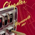 The sudden disappearance of the pushbutton transmission on Chrysler Corporation vehicles at the end of the 1964 model year has resulted in a lot of speculation over the years. Was […]