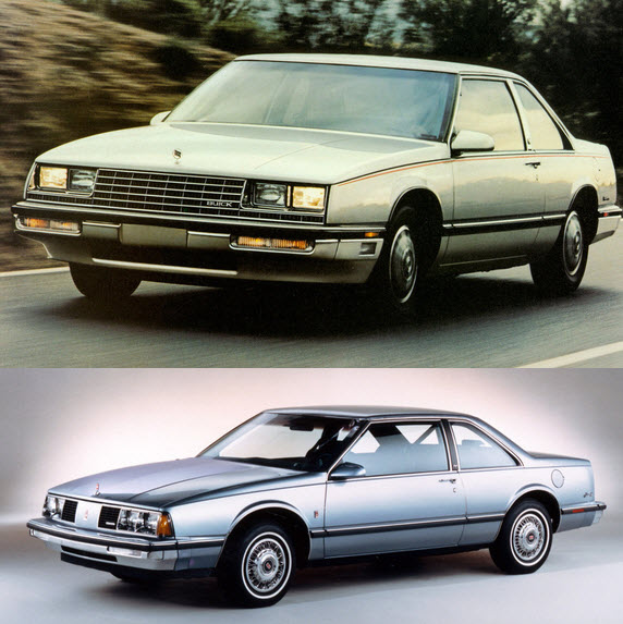 GM North America's FWD Platform Proliferation of the 1980s