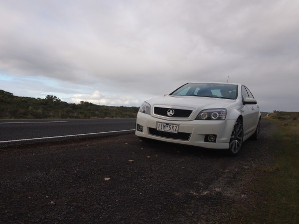 Rental Car Review 2017 Holden Wn Ii Caprice V Bittersweet