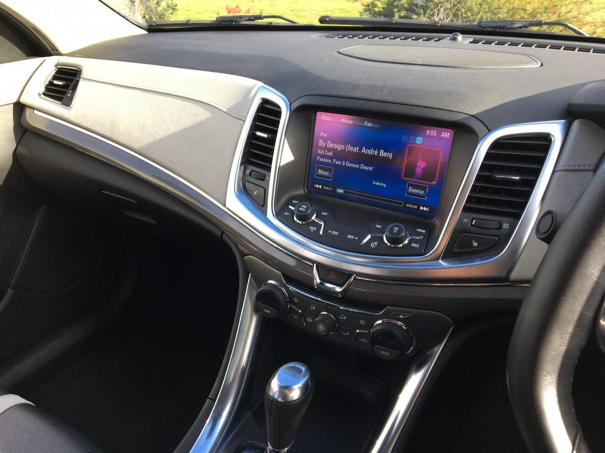 Rental Car Review: 2017 Holden WN II Caprice V — Bittersweet