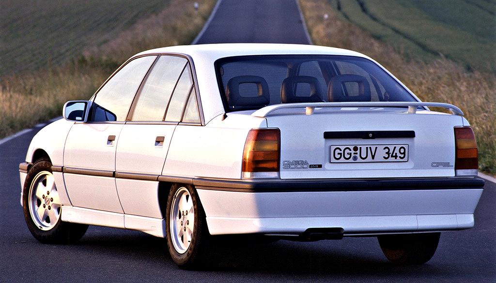 Opel omega 3000 irmscher 36