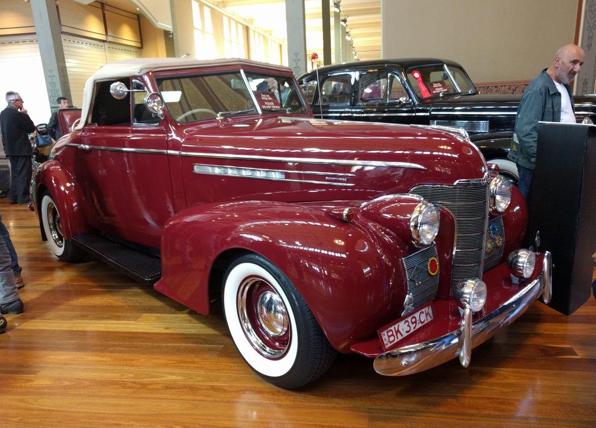 Car Show Classics: 1939 GM Pairing | Curbside Classic