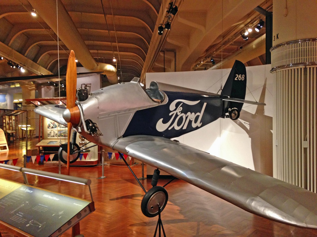 A Quick Tour of the Henry Ford Museum | Curbside Classic