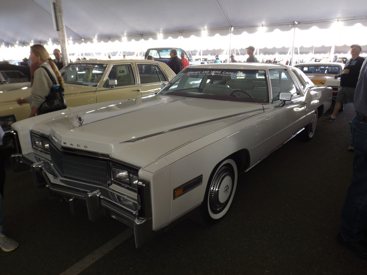 Auction Classic: Cadillacs in Scottsdale 2018-The Un-restored Cars