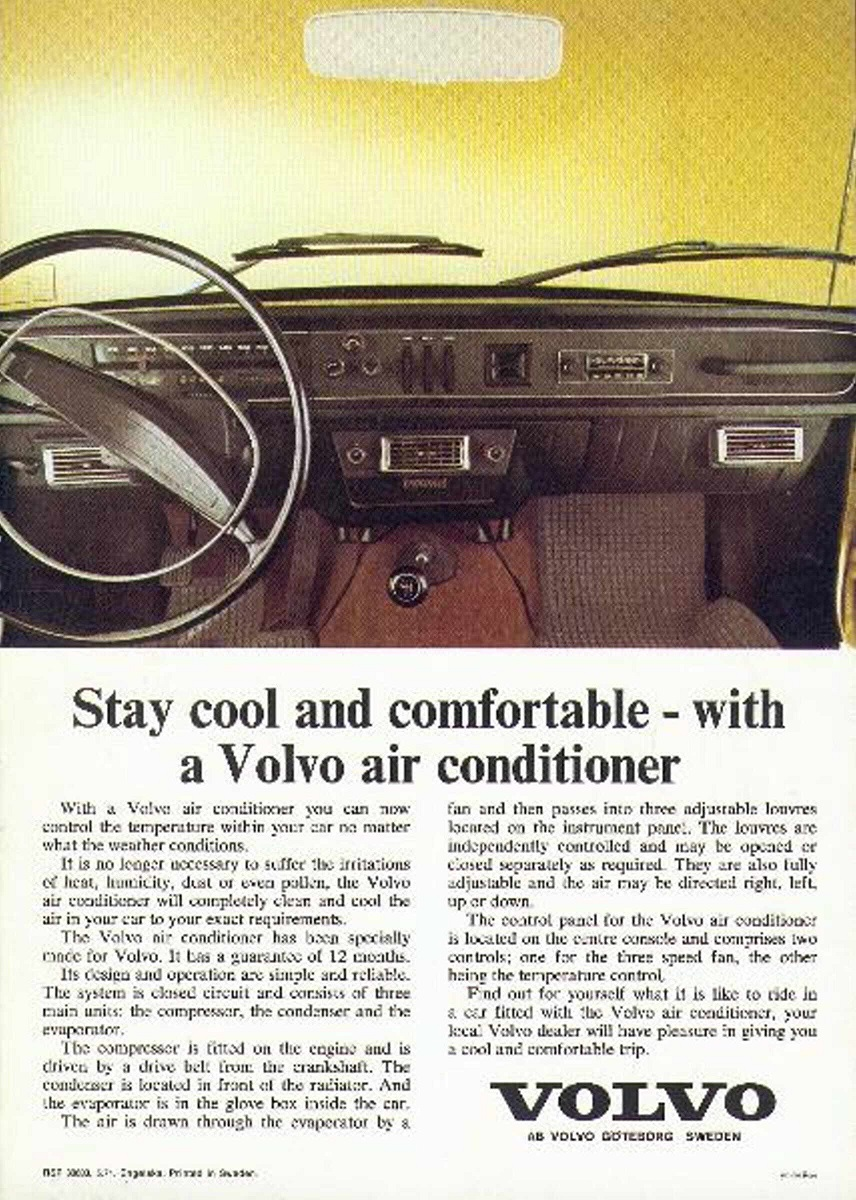 Curbside Classic 1973 Volvo 164 De Luxe Green Swede Needs Shoes Rover P5b Fuse Box Wood Console Down There With A Small Clock Behind Which Was The But Knowing Time Is Less Vital Than Cool Air In Steamy Southeast Asia