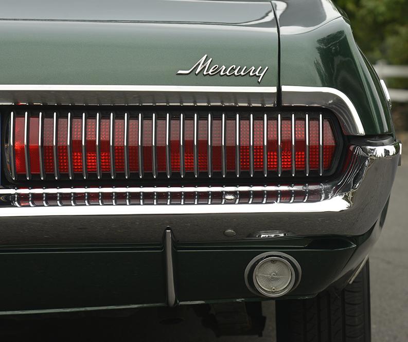 Vintage Comparison Test: 1967 Jaguar 420 Versus Mercury Cougar XR ...