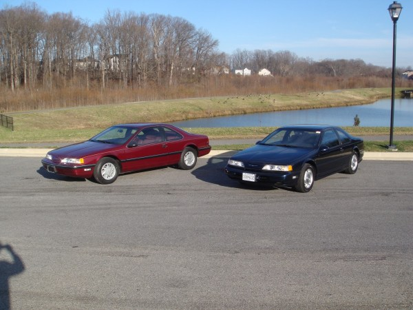 89 Thunderbird LX and SC