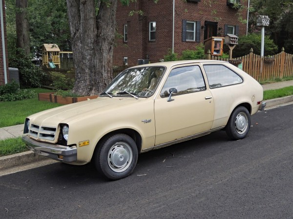 curbside classic 1977 chevrolet chevette an econobox for garden variety americans curbside classic 1977 chevrolet chevette an econobox