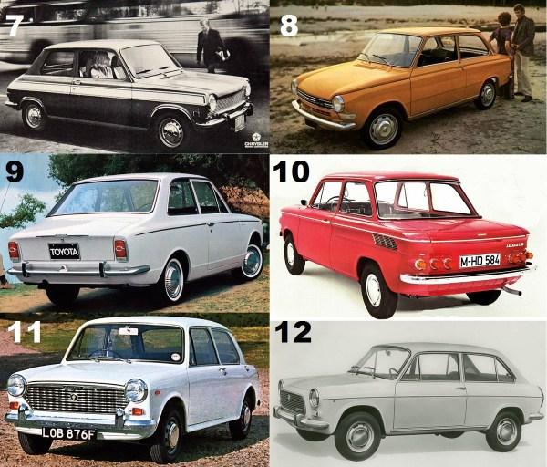 Automotive History: Other European Deadly Sins (Part 3