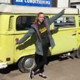 My daughter ErinD had her eye on this VW Westfalia camper van…