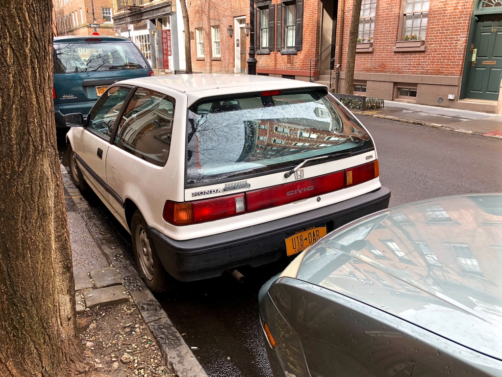 1988 honda civic dx hatchback
