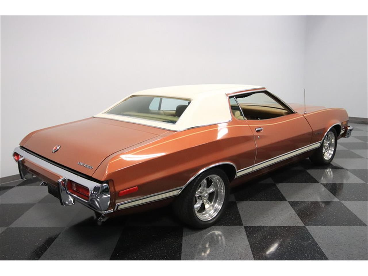 CC For Sale: 1973 Ford Gran Torino Luxury Décor Package