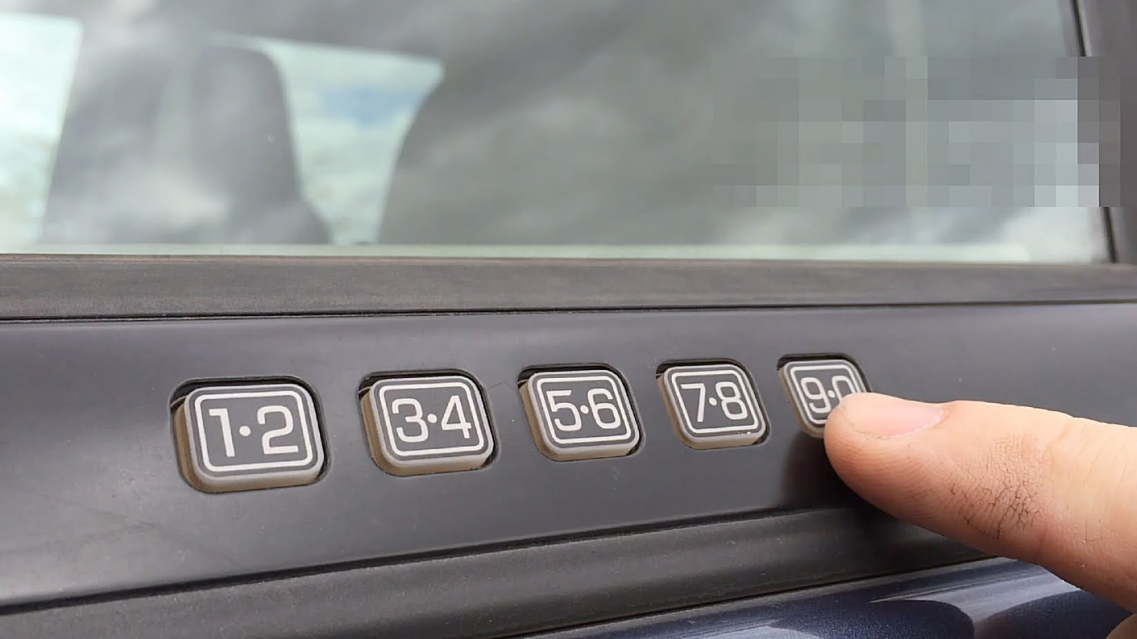 Qotd Ford Owners Do You Still Remember Your Keyless Entry Code