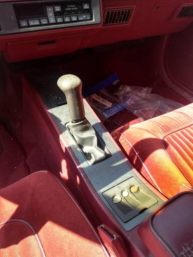 grand prix manual transmission