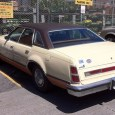 Here's a mostly well-preserved example of the offensively ugly American Ford products of the 1970s. This is a