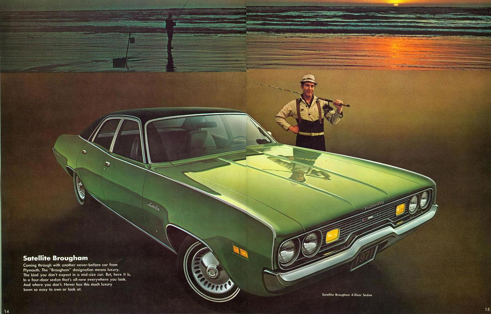 1971 plymouth satellite sedan