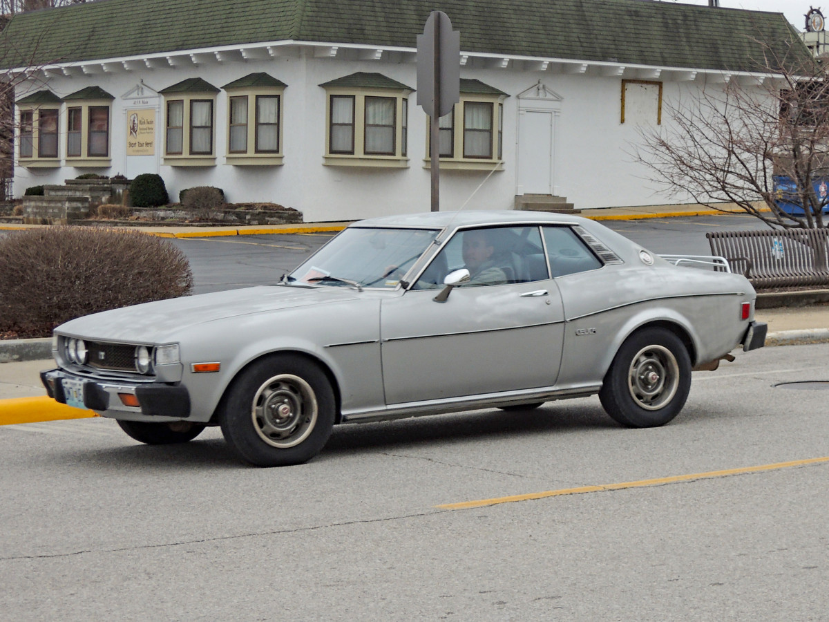 Curbside Classic 1980 Toyota Celica Gt From Zero To Americas 1973 For Sale The First Generation Became A Common Sight On Us Roads And Had Long Life Too Sticking Around Through 1977 Along Way Overtook Vw In