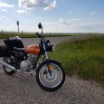 Back in June I did a day trip on my Suzuki TU250X but what I did not mention at the time but it was really just a test run for […]