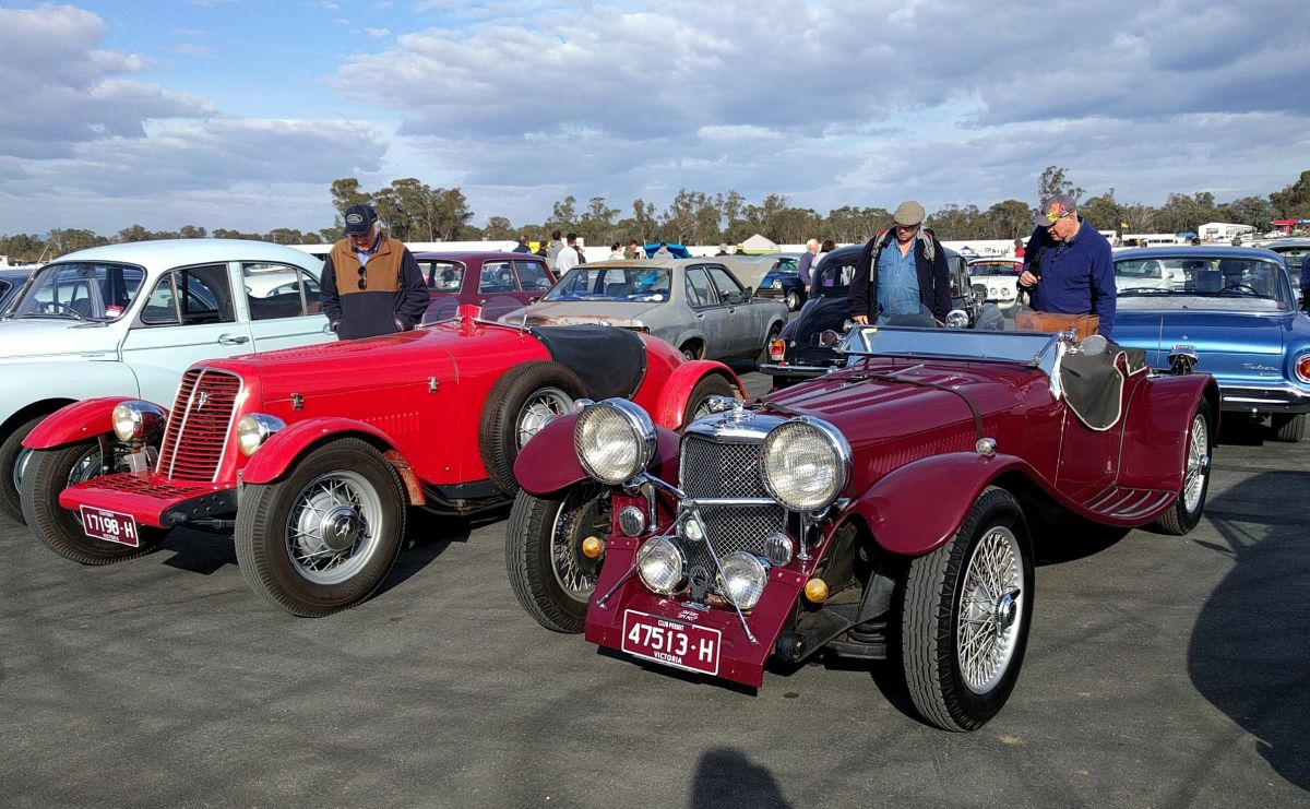 Car Show Classics The Oval At Historic Winton Part Two - Falcon field car show 2018