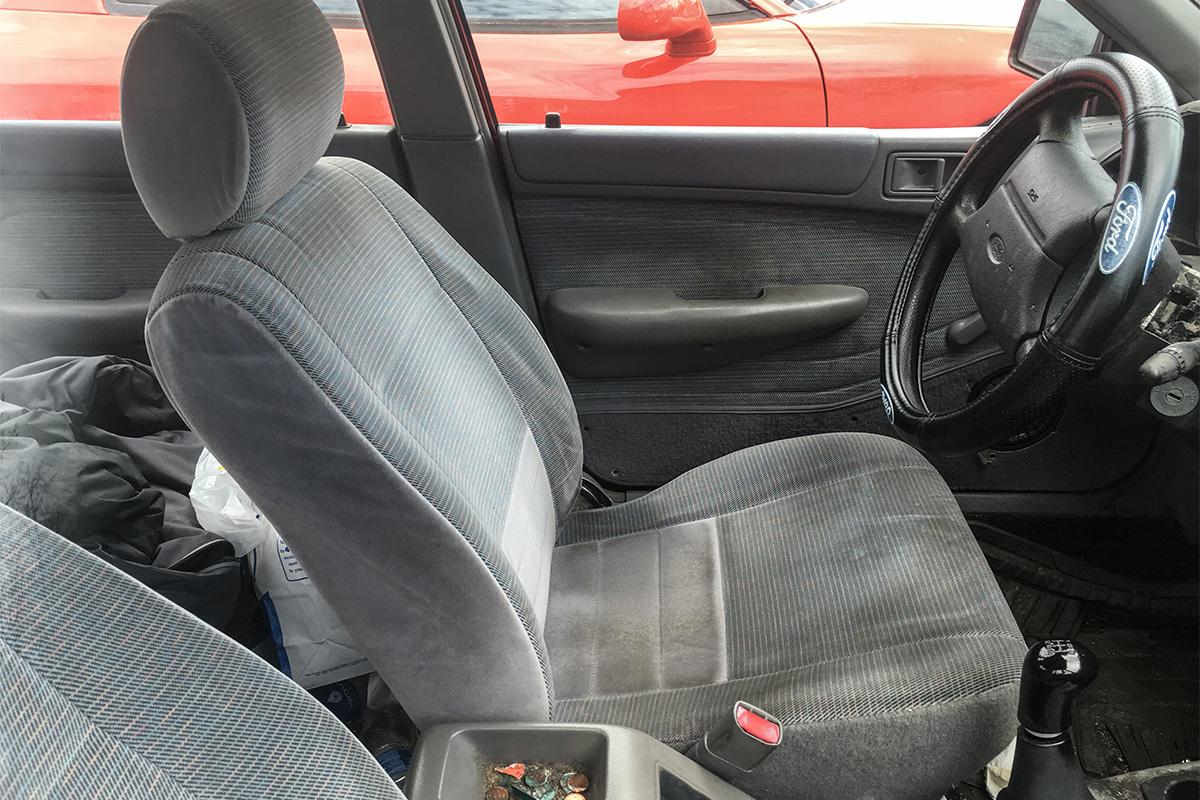 1996 ford escort recall