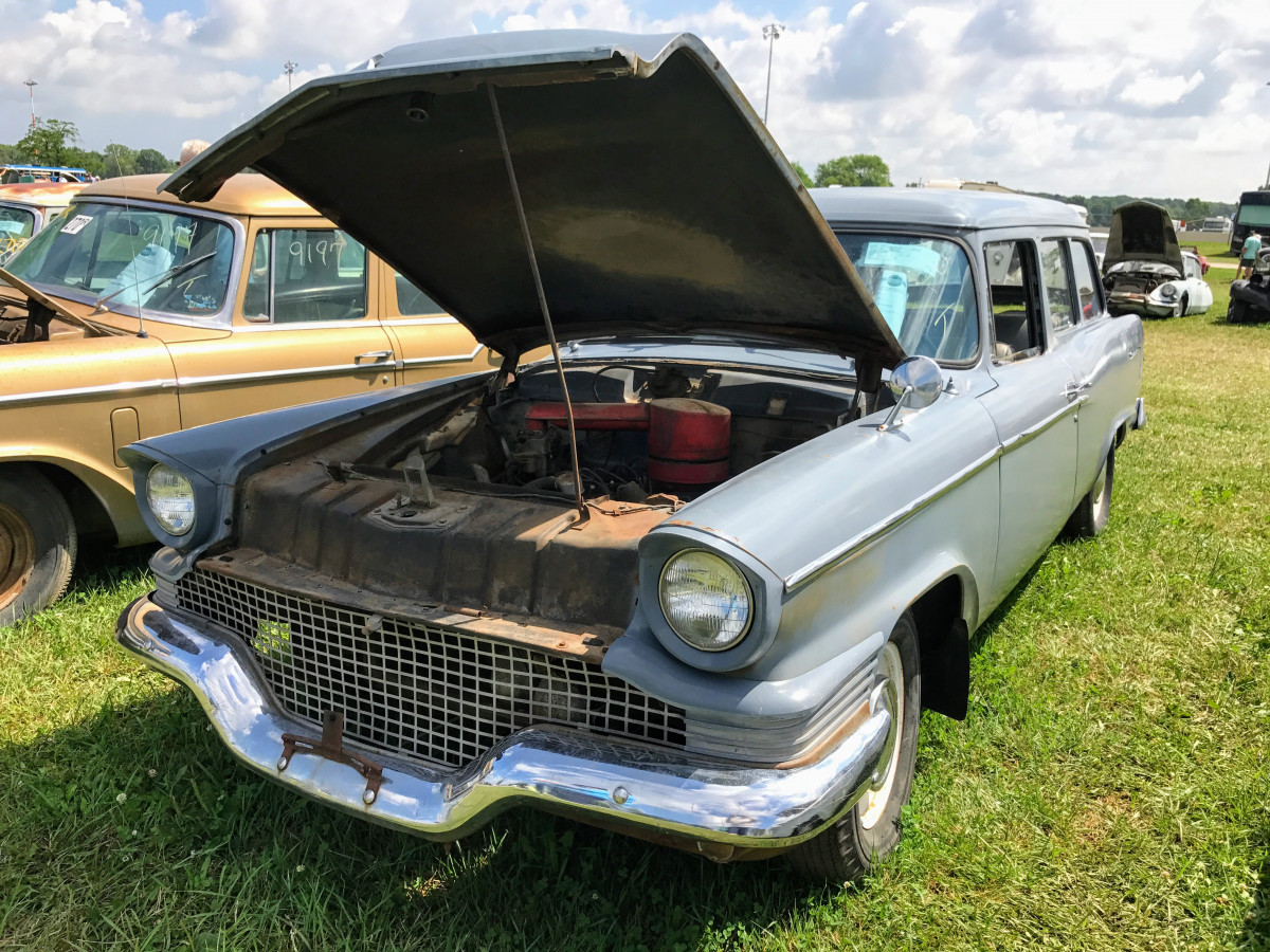 Auction Classic 1958 Studebaker Scotsman Wagon Bottom Feeder Window Lift Wiring Diagram For 1956 Passenger Car 4 Door Sedans Models If I Had Been Alive In 1957 And You Told Me That Was Going To After A Market Below The Entry Level Three Chevrolet Ford Plymouth