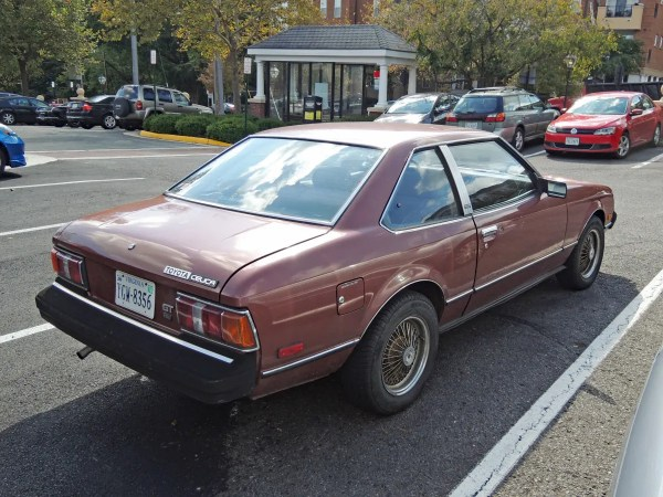 Curbside Classic: 1980 Toyota Celica GT – From Zero To America's