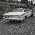 This is not exactly the typical roadside automotive kill in 2018. Ralf K. (Don Kincl) found this '62 Buick Special convertible abandoned by the side of the road in […]