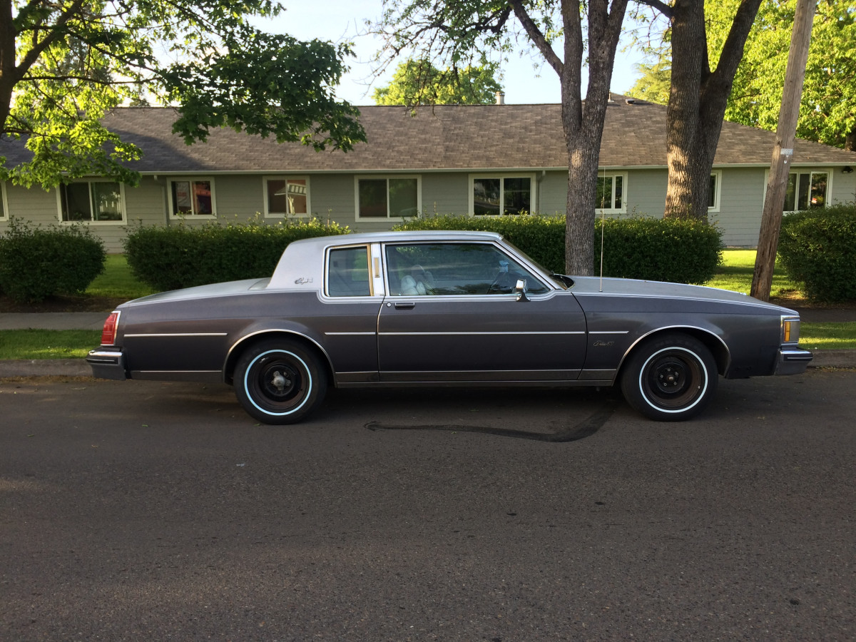 CC Outtake: 1982 Oldsmobile Delta 88 Royale Brougham – The Great
