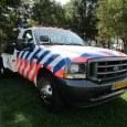 From 2003 to 2017, this Ford was one of the tow trucks of the Rotterdam Police Department. It's now part of their historic collection. Thanks to the truck's moderate height, […]