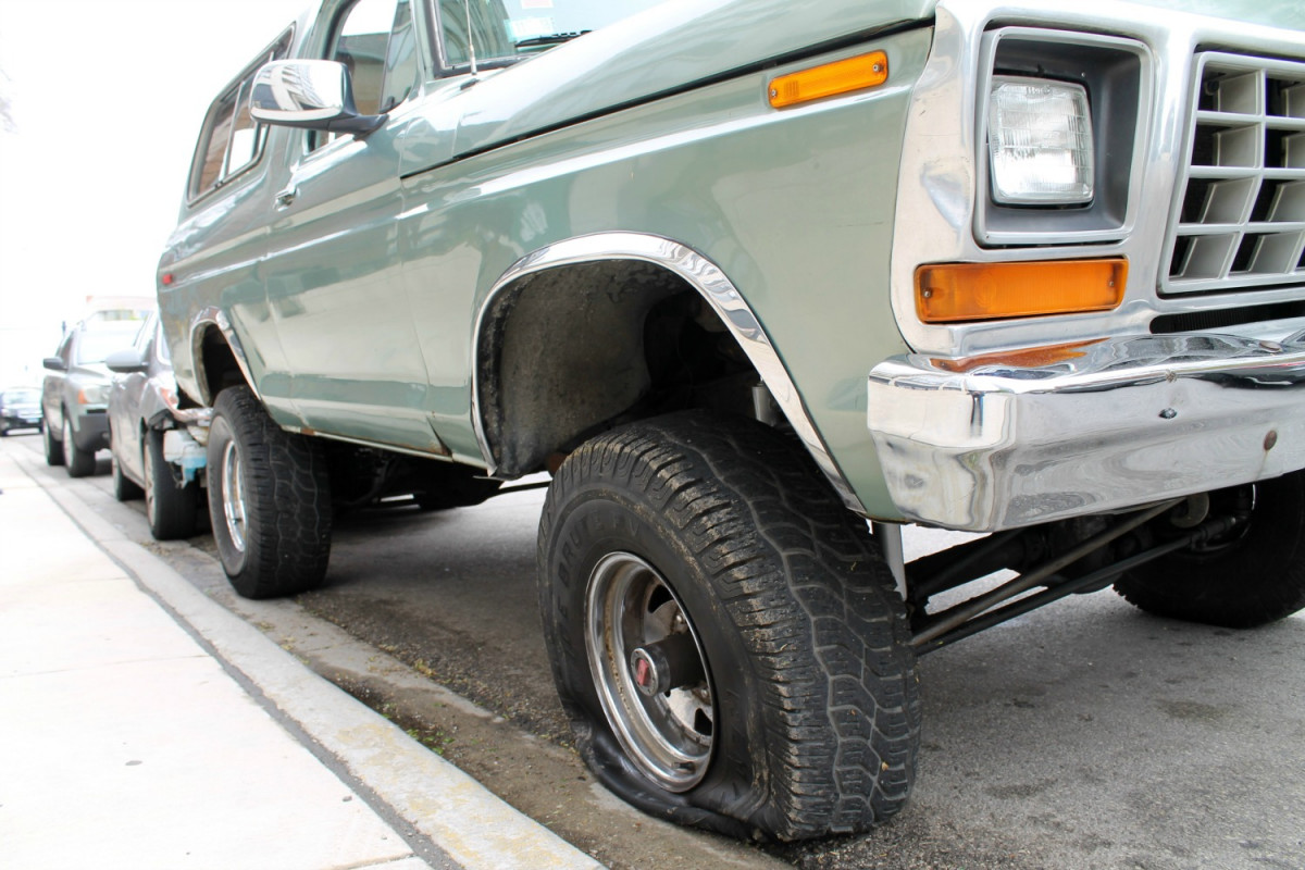 Cc Capsule 1978 Ford Bronco Deflated 1980 Mirror There Was Even A Catch It Grand Jury Summons Which Means The Juror Vetting Process Had Already Taken Place So I Couldnt Merely Pretend To Be Crazy