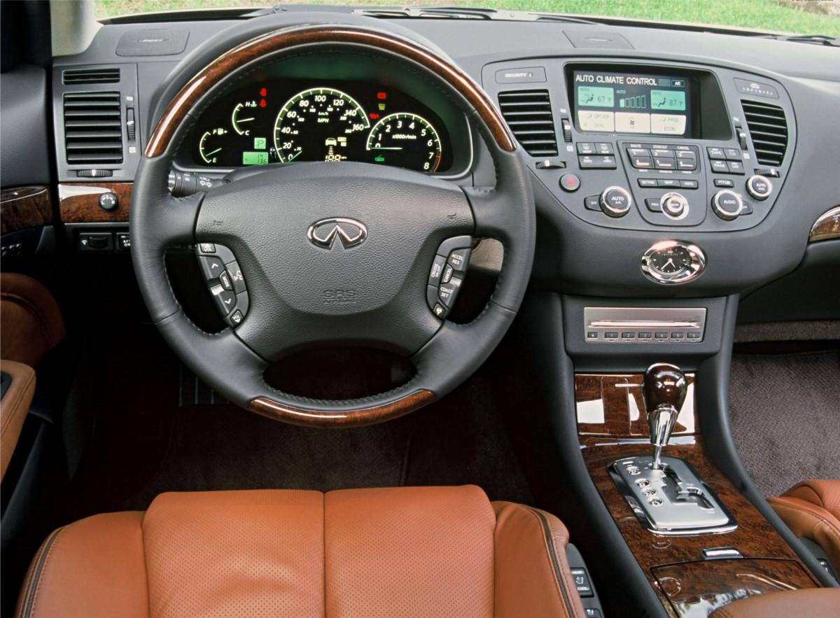 Curbside Classic: 2003 Infiniti Q45 – Third Chance Too Late