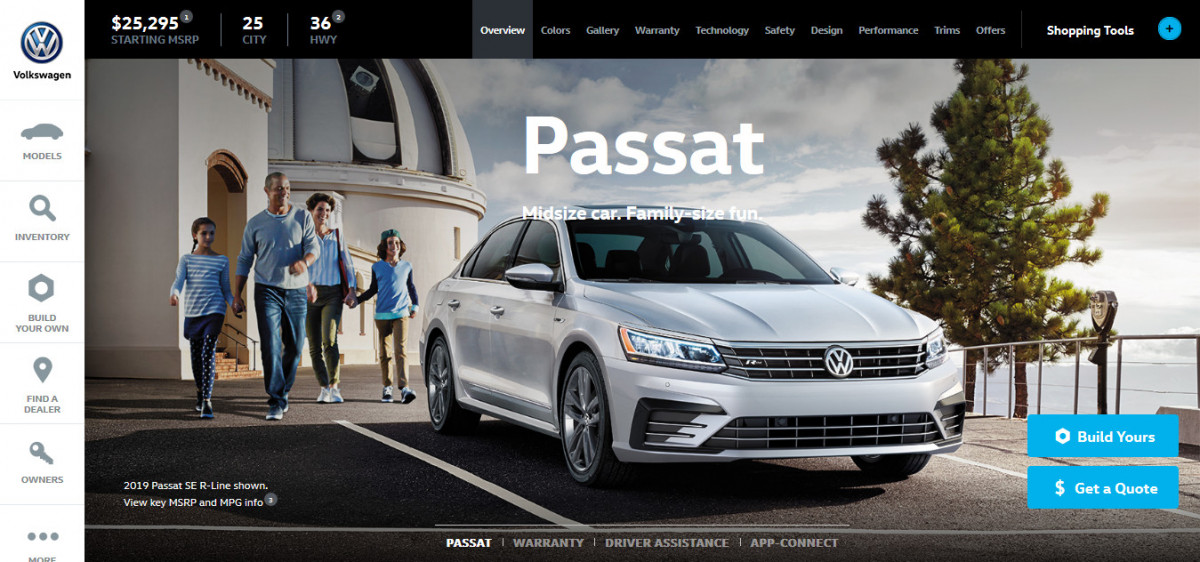 2020 Volkswagen Passat – Car and Driver's Preview Tells You