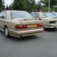 Moderately powered family sedans with an optical tuning package, That '80s Show. I had almost forgotten about them, until I caught this duo last year. Mercedes-Benz models from that decade […]