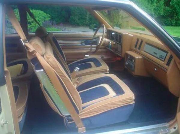 cc vintage 1980 oldsmobile cutlass supreme brougham designer interior renaissance curbside classic cc vintage 1980 oldsmobile cutlass