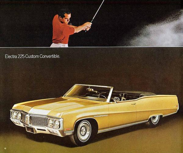 Automotive Histories The Last Full Size Convertibles