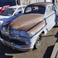 """Another car makes its first appearance at CC, except for its headlights, which are of course hidden behind their flip-up covers. Dubbed """"Airfoil"""" headlights, the De Soto's were the second […]"""