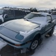 I came across this late 1st generation Mazda RX-7 a couple of weeks ago and was struck by just how right this car has always looked to me; in high […]