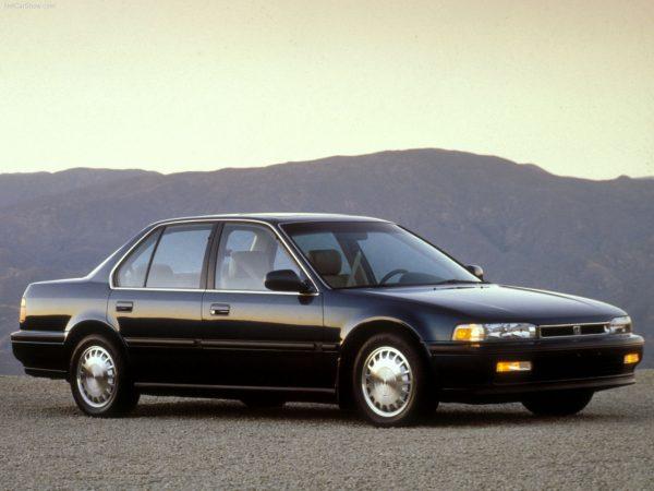 1990 Honda Accord Exterior