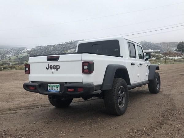 Future Classics Cc Drives The 2020 Jeep Gladiator Rubicon 3 6 And