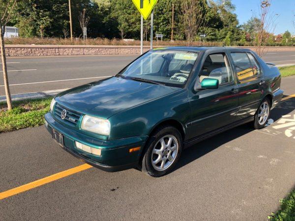 1997 Jetta GLX VR6 3/4 View