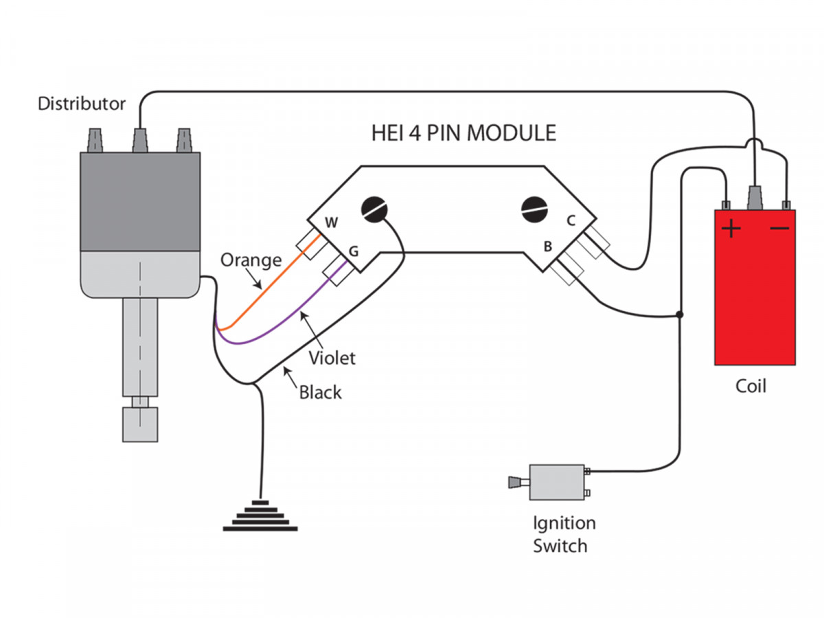 The Hei Module Has Been Adapted To Many Other Ignition