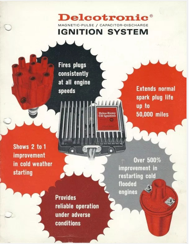 Automotive History: Electronic Ignition – Losing the Points, Part 2