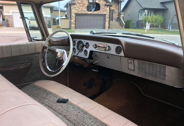 Curbside Classic Goes Shopping: For A 1958 Packard