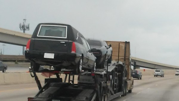 Hearse Hauling, a closer look