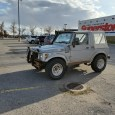 While quite common in other parts of the world the Suzuki Samurai is a rare sight in Alberta these days. As a cheap and cheerful 4×4 most of these were […]