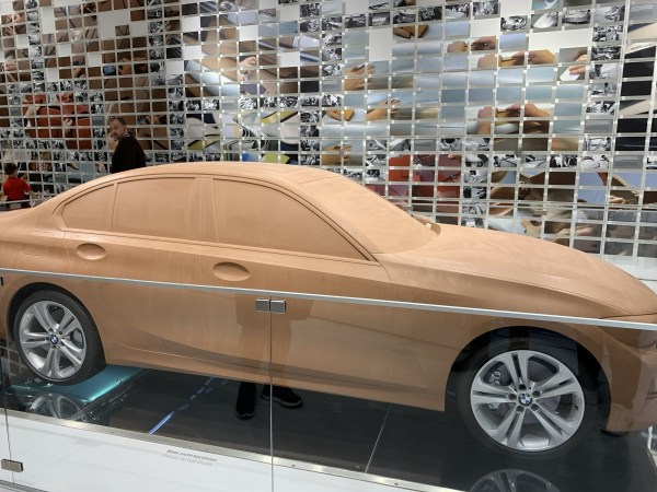 G20 BMW 3 Series Clay Model